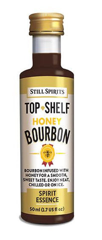 Top Shelf Honey Bourbon essence