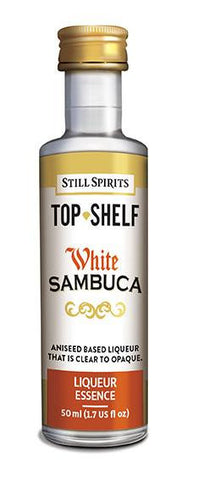 Top Shelf White Sambucca