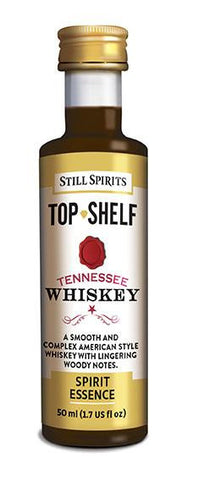 Top Shelf Tennessee (SOUTHERN) whiskey