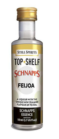 Top shelf Feijoa Schnapps