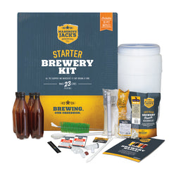 Mangrove Jack's Starter beer kit with PET bottles