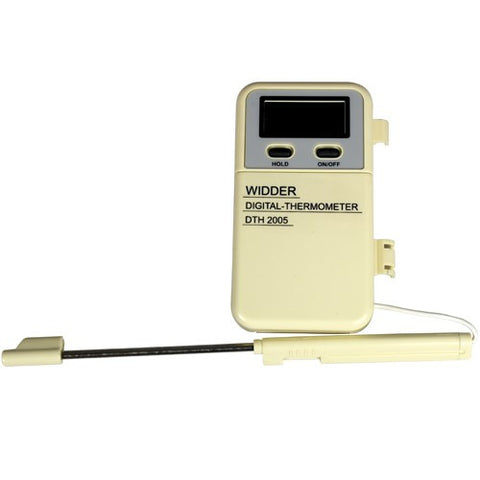 Widder(German)  digital thermometer was $35.00 now $18.00
