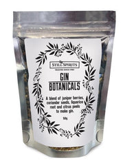 Still Spirits Gin Botanical kit (replacement ingredients)