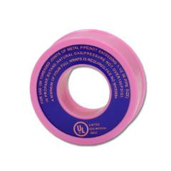 Plumbers Premium teflon sealing tape (hot water safe)