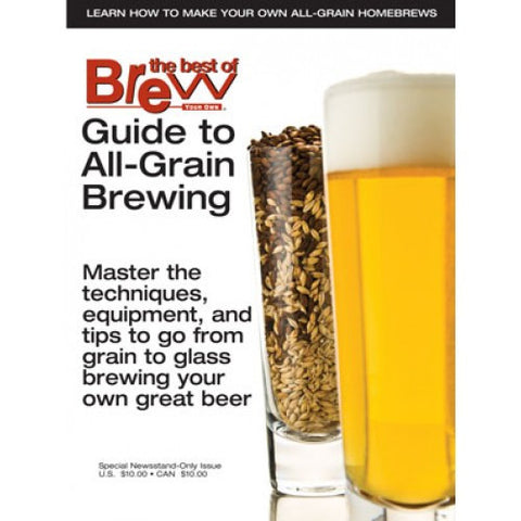 Guide to All Grain Brewing