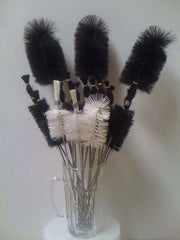 Bottle & Flagon brushes