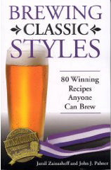 Book: Brewing Classic Styles