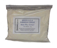 Briess Bavarian WHEAT  Dried Malt Extract (3 pack sizes)