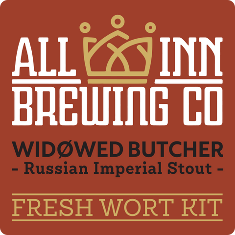 Widowed Butcher - Russian Imperial Stout