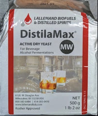 DistilaMax® MW -Malt Whiskey Craft Distilling