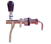 Flow Control beer Faucet with shank