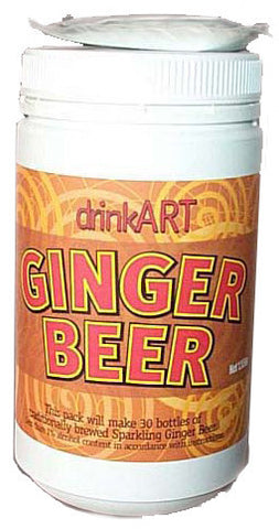 DrinkART Ginger Beer Pack