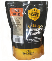 Mangrove Jacks Ginger Beer pack (pouch)