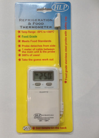 Digital thermometer RAFT