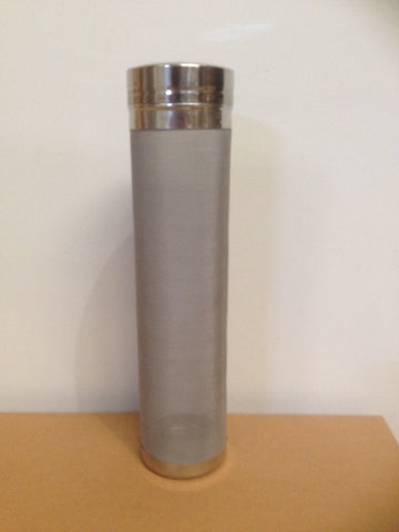 Infusion Tube Stainless steel mesh (fits Corny Kegs)