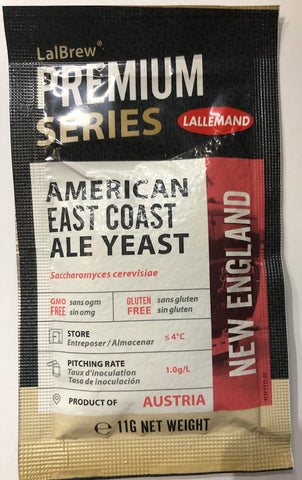 Lalbrew Premium Series..American East Coast Ale Yeast