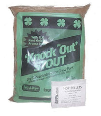 BettABrew® KnockOut Stout (with Kent Golding Hops)