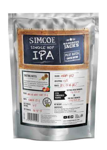 Mangrove Jacks Simcoe Single hopped IPA