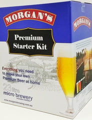 MORGAN'S PREMIUM BEER KIT