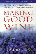 Book: Making Good Wine
