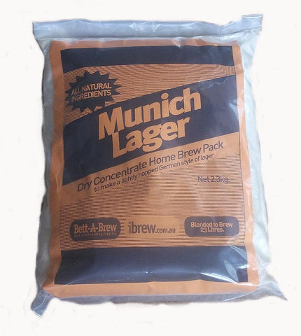 BettABrew® Munich Lager