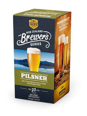 NZ BREWER'S SERIES - PILSNER