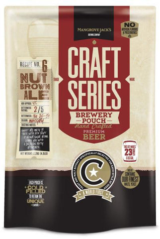 Mangrove Jacks Craft Series Chocolate Nut Brown Ale