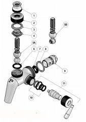 Perlick Replacement Parts