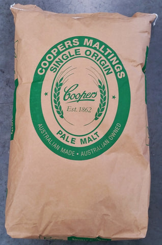 Coopers Premium Pale Malt from $2.60 kg