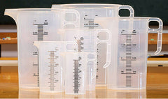 Pro-Measuring Jugs.. 2 up to 5 litres (made in New Zealand)