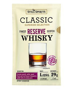 Still Spirits Finest Reserve Scotch Whiskey essence