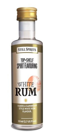 Top Shelf White Rum essence