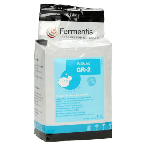 Fermentis Safspirit GR-2 (pack size from 100gm)