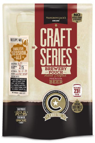 Mangrove Jacks Craft Series Session Ale
