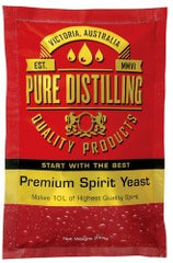Pure Distilling Spirit Yeast