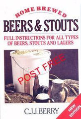 Book: Home brewed Beer & Stouts