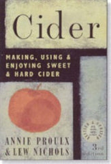 Book: Cider, Making, Using and enjoying Sweet & Hard Cider (3rd edition)