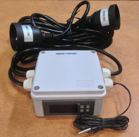 Temperature Controller Model RC-310M
