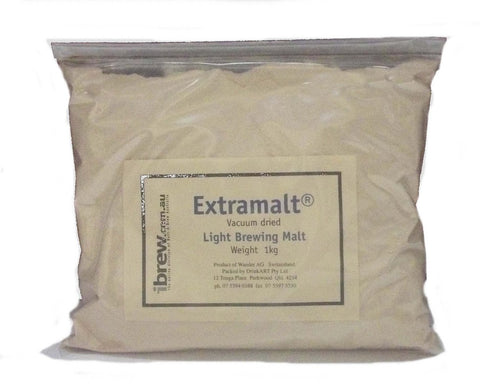 Extramalt Light Dried Malt (1, 5 & 20kg bags)