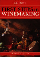 Book: First Steps in Winemaking