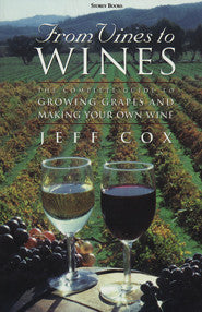 Book: From Vines to Wines
