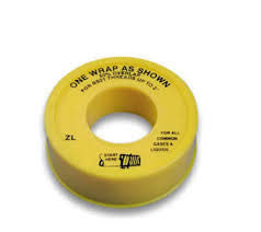 Gas sealing tape (approval AGA)