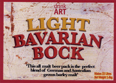 DrinkART Light Bavarian Bock