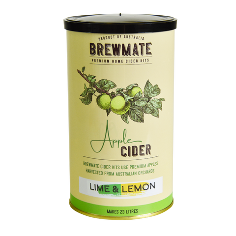 Brewmate Lime and Lemon Cider