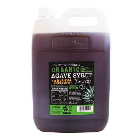 Agave Syrup (light) ORGANIC