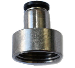 "Push to fit adapter (5/8"" for shanks and keg couplers)"