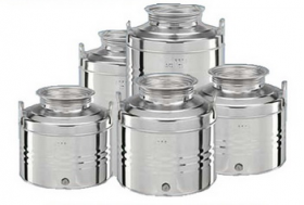 Stainless steel product tanks