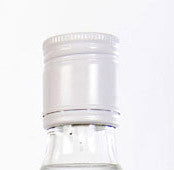 Spirit bottle screw cap (metal) 2 Colours
