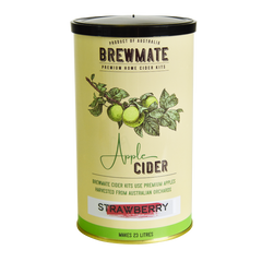 Brewmate Strawberry Cider