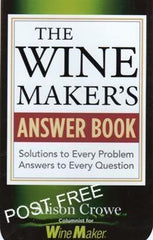 Book: The Winemakers Answer Book